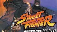 STREET FIGHTER ROUND ONE Trailer
