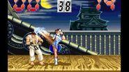 MAME Ken Sei Mogura - Street Fighter II Whac-a-mole (Work in Progress 7th June 2014)