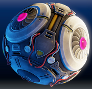 NewStrider gravitron model