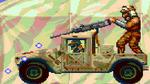 Pce army jeep