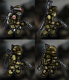 Strike Force Squad