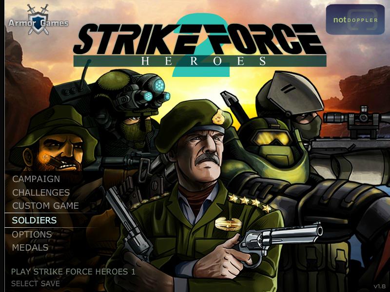 Strike Force Heroes2