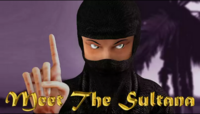 Sultana face