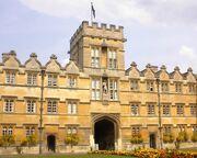 University College Oxford