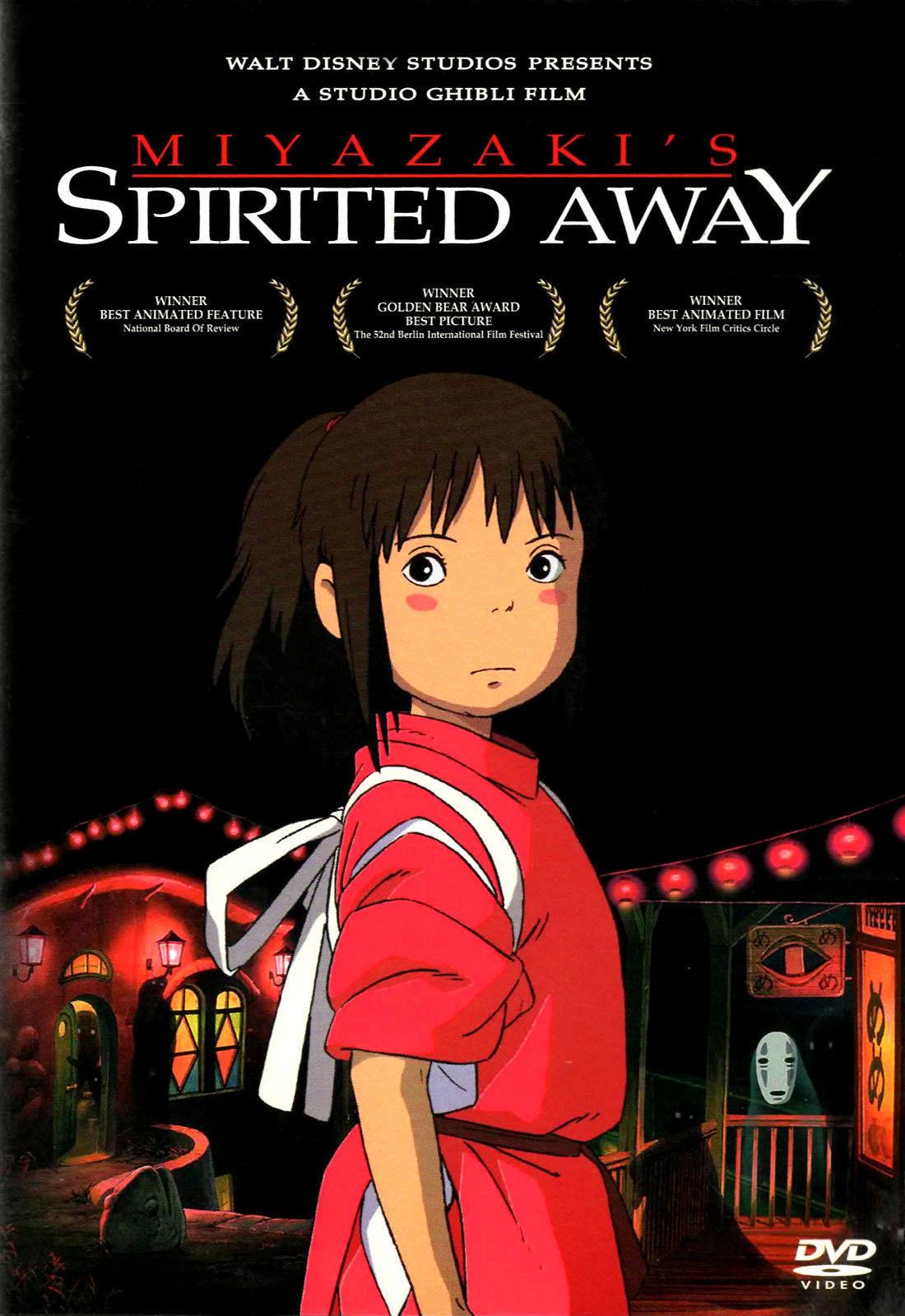 Spirited Away Studio Ghibli Wiki Fandom Powered By Wikia