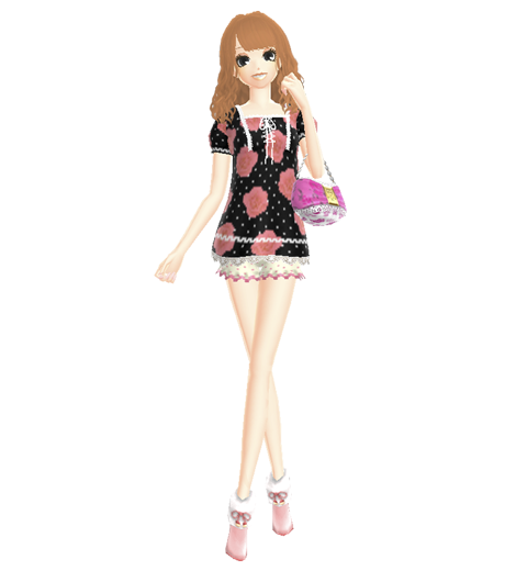 Style Savvy Fashion Forward Characters