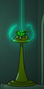 Green leaf transporter