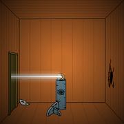 Laser breaking orb