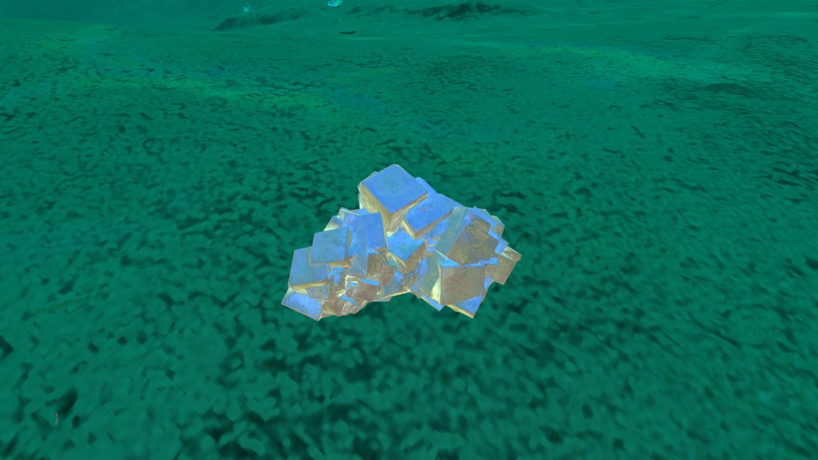 Salt Deposit Subnautica Wiki Fandom Powered By Wikia