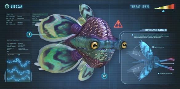 Best Fish For Food Subnautica