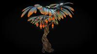 Hanging Fruit Tree Model