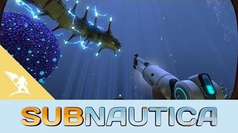 Shocking Subnautica Update