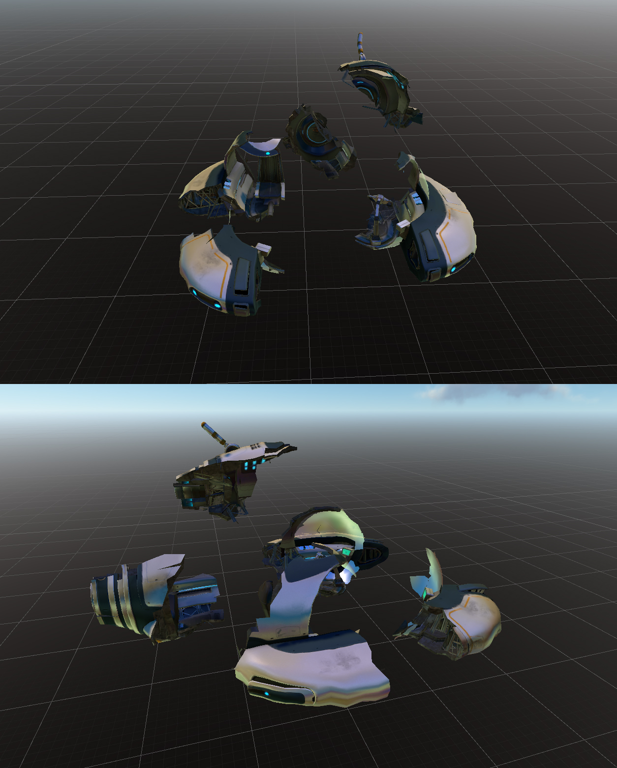Fragments subnautica wiki fandom powered by wikia seamoth fragments in game malvernweather Image collections