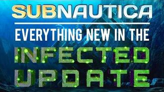 Everything New In The Infected Update! Subnautica