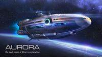Poster Aurora Full