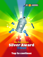 AwardSilver-NoAcrobatics