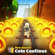 Coin Cautious