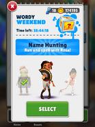 WordyWeekend-SelectingRosa
