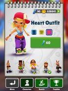 HeartOutfit