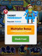 TagbotThursday