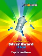 AwardSilver-MasterOfKeys