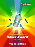 AwardSilver-SuperTrophyHunter
