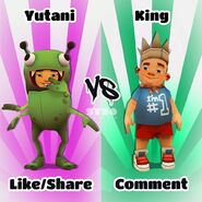 Yutani-vs-King