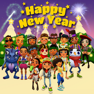 2014 Limited Characters