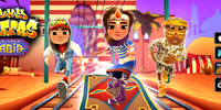 Subway Surfers World Tour: Arabia 2016