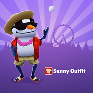 SunnyOutfit