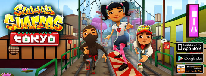 Subway Surfers World Tour Tokyo Subway Surfers Wiki