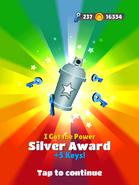 IGotThePower SilverAward