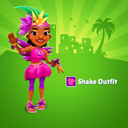 ShakeOutfit