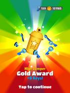 AwardGold-HighJumper