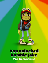UnlockingZombieJake