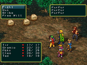 Suikoden Party Battle