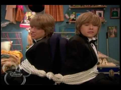 zack and cody nude and tied up