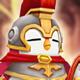 Penguin Knight (Fire) Icon