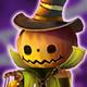 Jack-o'-lantern (Wind) Icon