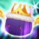 Dark King Angelmon Icon
