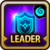 Leader Skill Defense (Mid) Water Icon