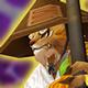 Beast Monk (Wind) Icon