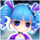 Occult Girl (Water) Icon