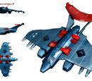 UEF T1 Attack Bomber