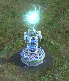 Illuminate Shield Generator