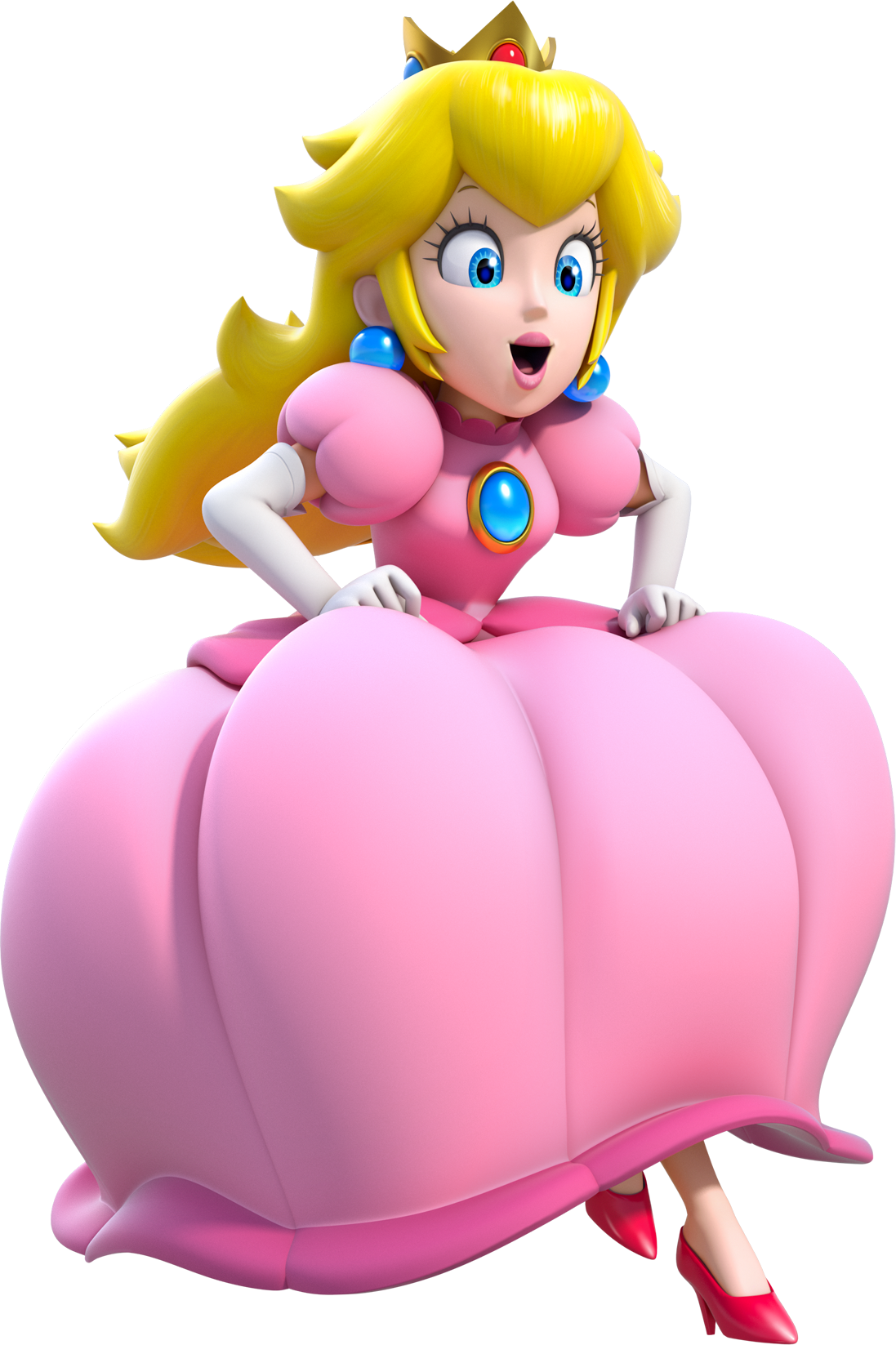 Princess_Peach_Artwork_(alt)_-_Super_Mar