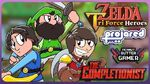 Triforce Heroes Completionist