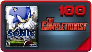 Sonic The Hedgehog 2006 - The Completionist 100th Episode
