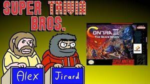 CONTRA 3 THE ALIEN WARS - Super Trivia Bros