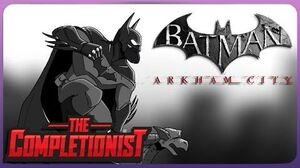 The Completionist Batman Arkham City - City Of Hell